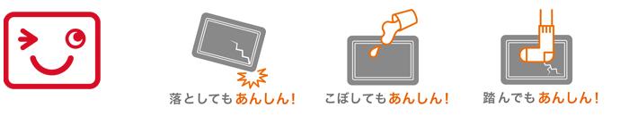 スマイルゼミタブレット安心サポート